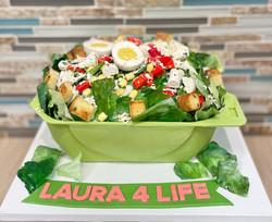 Salata Salad Cake