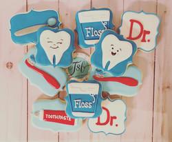 Dentist Cookies