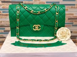 Classic Chanel Purse Cake