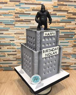 #birthdaycake for Nolan! Happy 4th birth