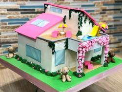 Barbie Dreamhouse Adventure Cake