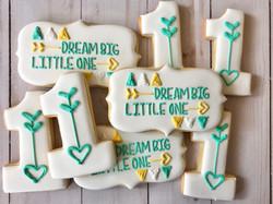 Dreamcatcher Custom Cookies