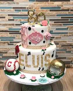 This is my favorite cake this week! Happ