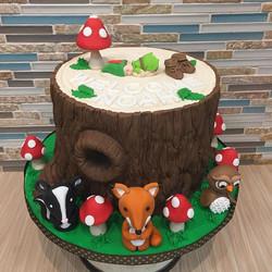 My favorite cake this weekend!!! It took