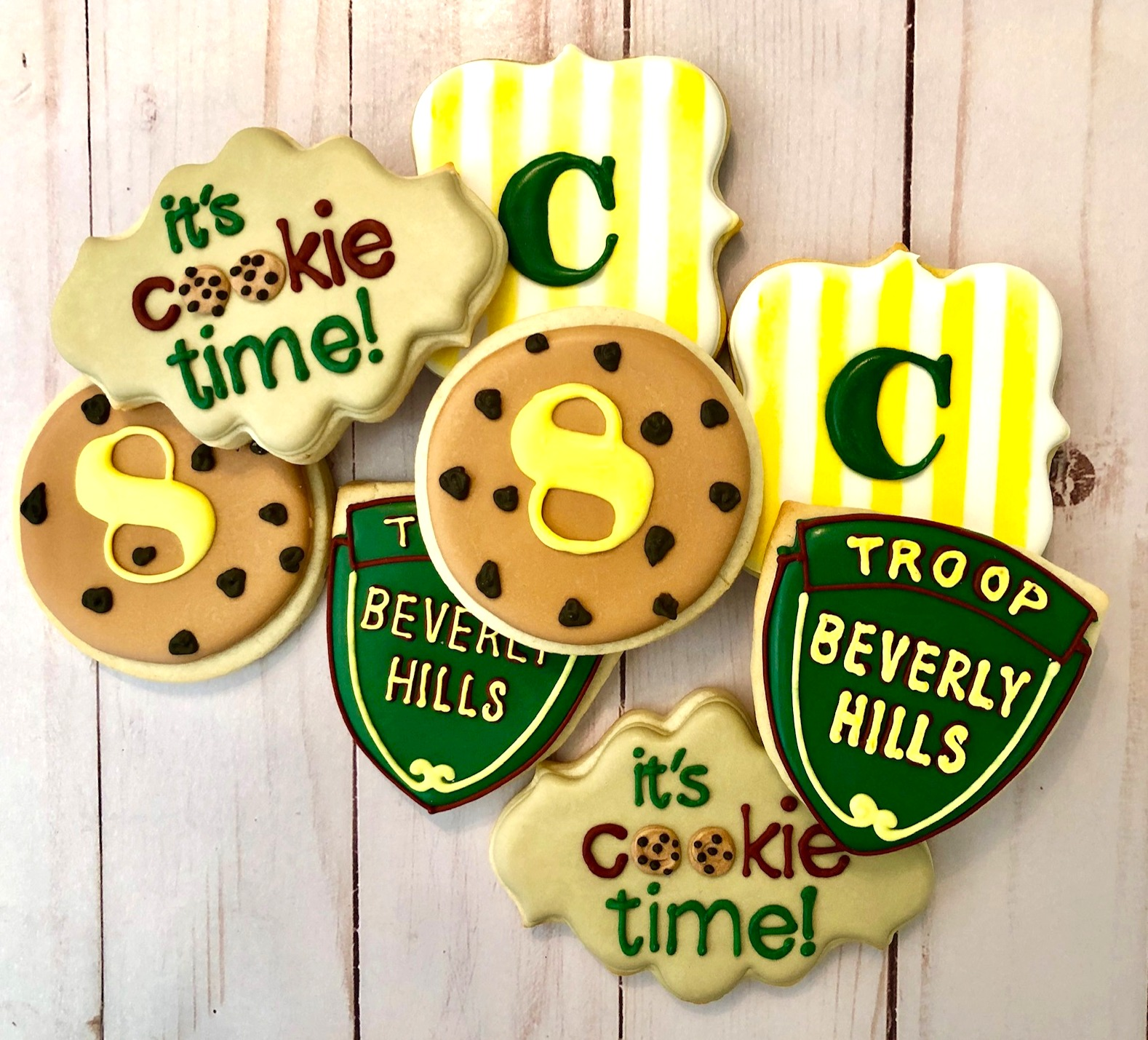 Troop Beverly Hills Cookies