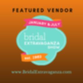 FeaturedVendorBridalExtravaganzaJul19.pn