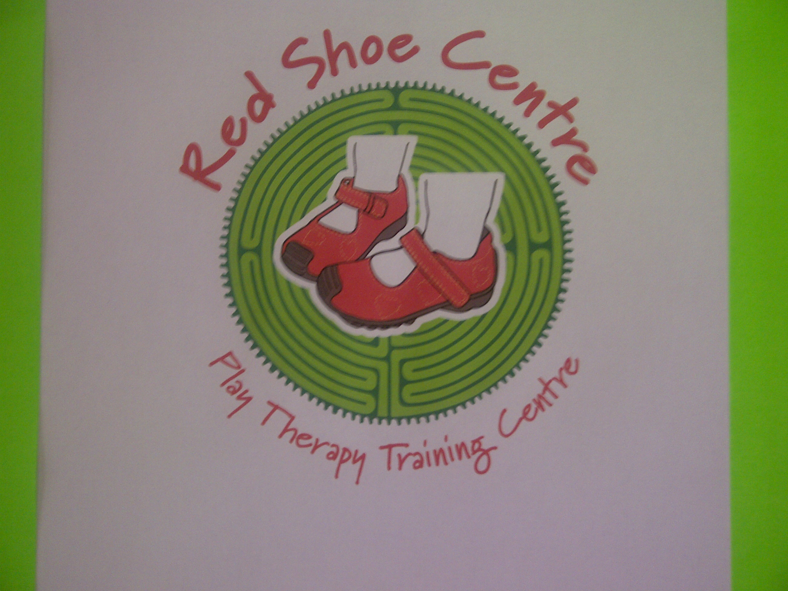 Red Shoe Play Therapy Skills Development