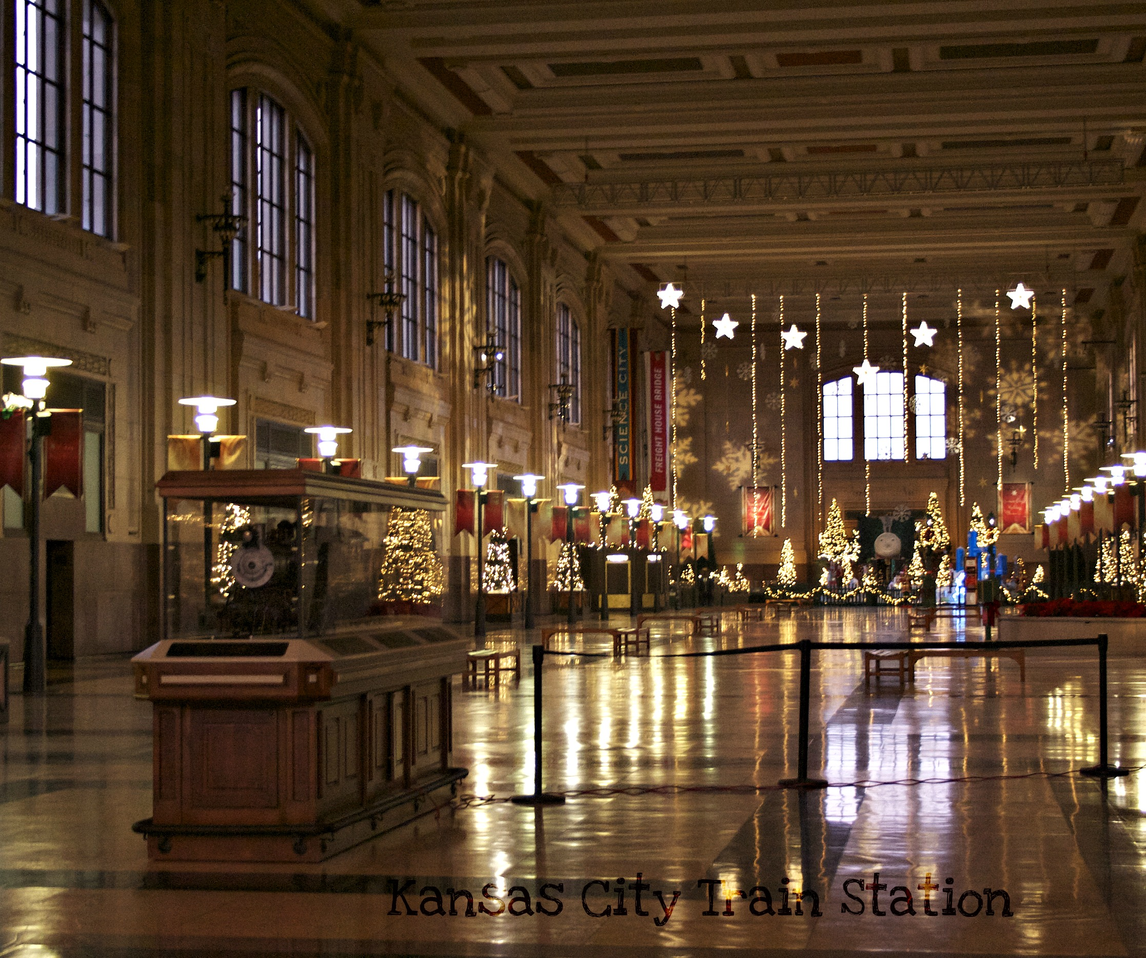 Train station, Kansas City
