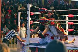 Wrestling Cholitas, Bolivia