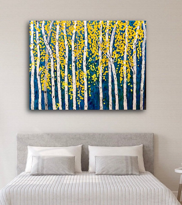 Vickis-Art-Vicki-Conlon-Aspen-Birch-Tree