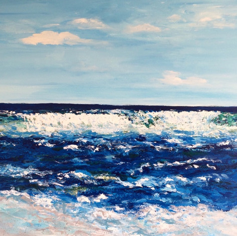 Maui Made To Order Painting 36 x 36 or any size you require