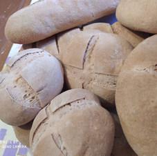 Pane con farina di grano Timilia 70%