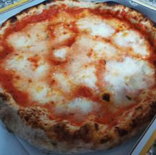Pizza con miscela di frumenti teneri di Sicilia