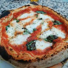 Pizza con farina ai 5 grani