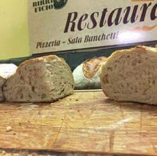 Pane con semola di Perciasacchi