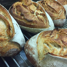 Pane con ai grani siciliani