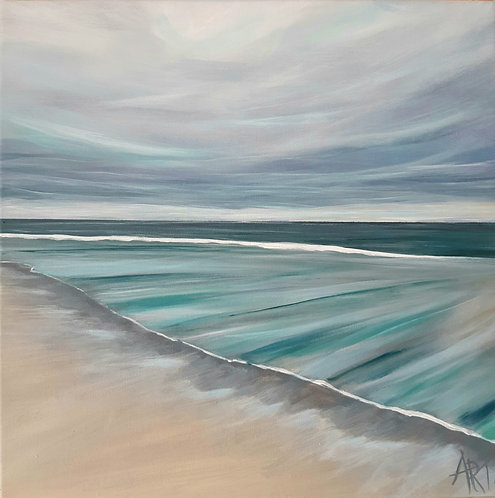 Dreaming (Inspired by Whitsand Bay)