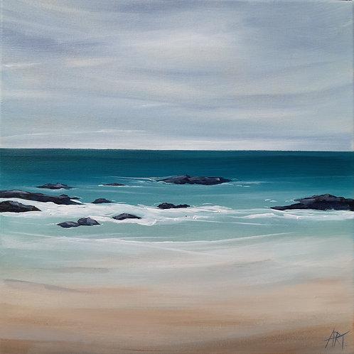 Serenity (Inspired by Whitsand Bay)