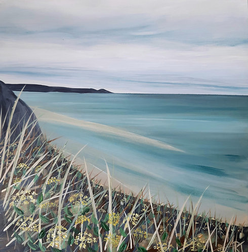 Rame (Inspired By Whitsand Bay)