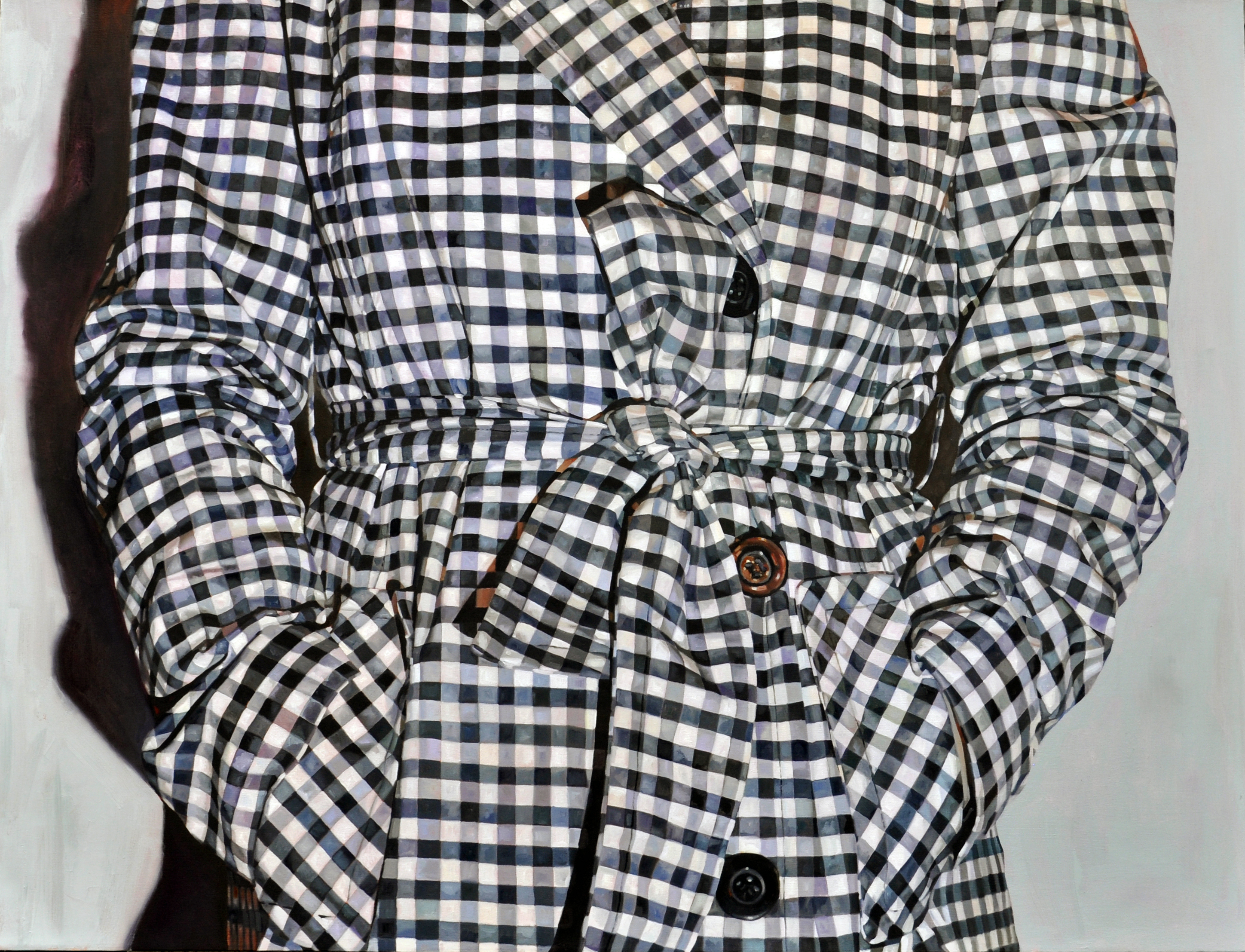 checkered trench II