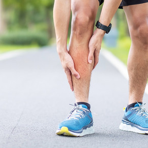 Shin Splints or A Stress Fracture?  How To Tell!