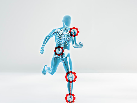 "The Chain of Pain: How Joint Pain Can ""Spread"" Through the Body."