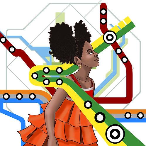Imani at the Metro