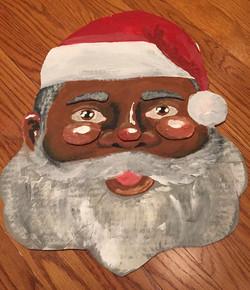 Cardboard Santa Holiday Special
