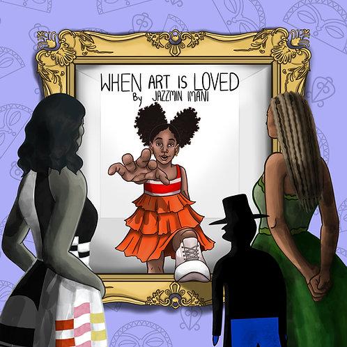 When Art is Loved ebook