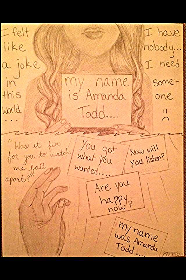 Amanda Todd Memorial