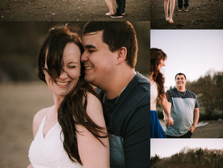 Brad and Tabitha's Engagement session