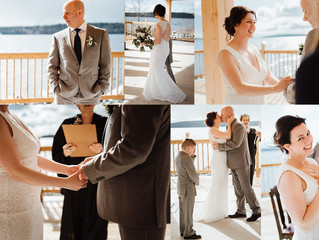 Sheila and Ron's Elopement