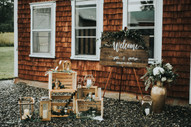 Wedding decor and details