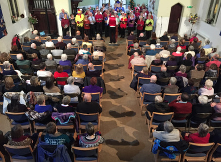 Mayor Of Dawlish Charity Concert  -a grand finale!