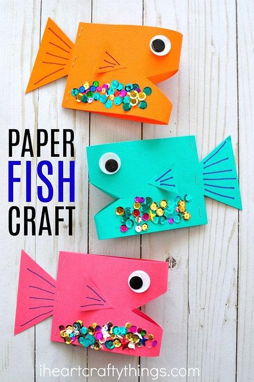 Kids Craft Time!