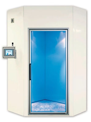 cabina para crioterapia eléctrica de Mecotec. Precios