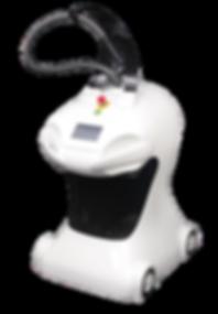 Venta de equipos para tratamientos de bellaza facial. Enfriamiento mediante nitrógeno líquido. Envíos internacionales