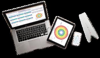 Los resultados de analizador por bioimpedancia se pueden en múltiples dispositivos