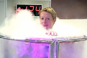 whole body cryotherapy treatments in barcelona center in cryosauna or cryocabin