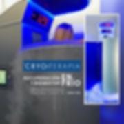 Centro de recuperación y bienestar Cryoterapia en San Jose - Costa Rica equipado con criosauna.