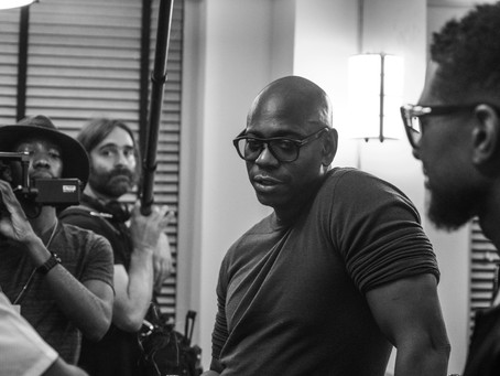 Dave Chappelle: Our Comedian?