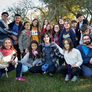 Encuentro Nacional Adolescentes MJS