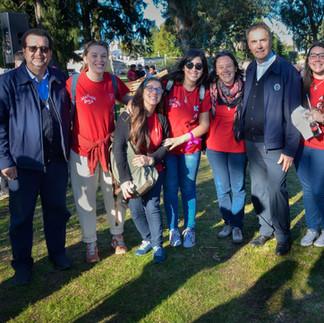 Visita del Rector Mayor Don Angel Fernandez