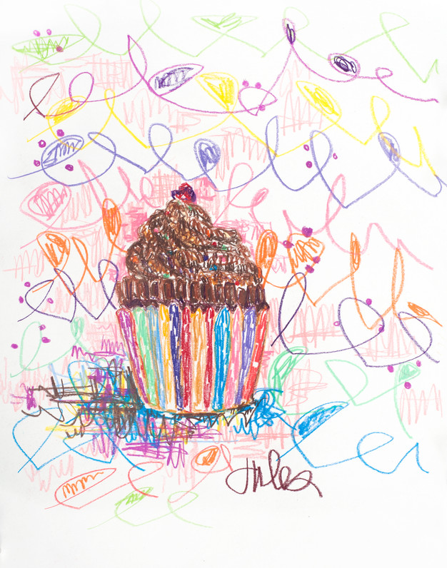 The Everything Cupcake