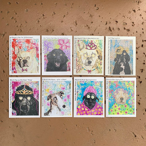 DoGsTeRs DoGs CaRdS