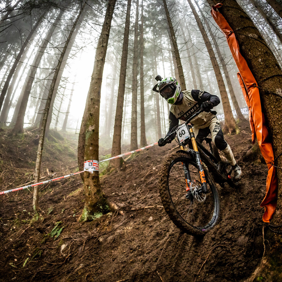 Mountainbike Worldchamps Leogang DH Frid
