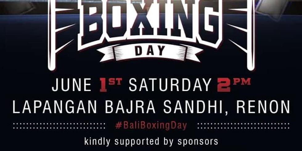 Bali Boxing Day