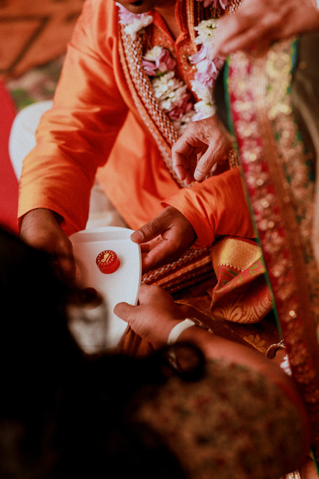 The Moments of an Indian Wedding
