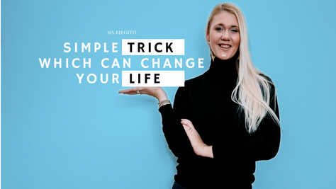 How this simple technique will change your life, and your business.