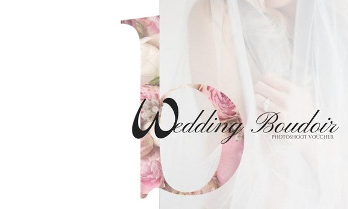 Bridal Boudoir Voucher
